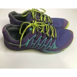 Merrell Womens All Out Fuse Trail Running Shoes PU